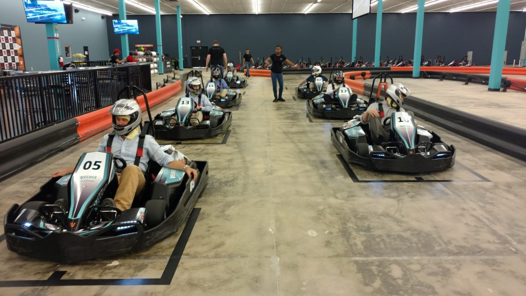 indoor go kart